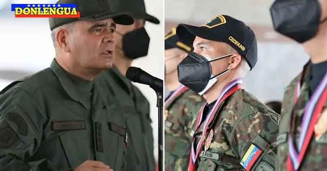"""Maduro condecoró a los 8 militares de """" El Show de Apure"""""""