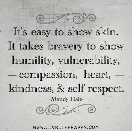 Vulnerability Quote Mandy Hale