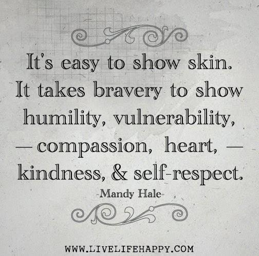 Vulnerability Quote Mandy Hale