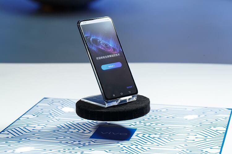 Vivo Intros APEX 2019 Concept Smartphone