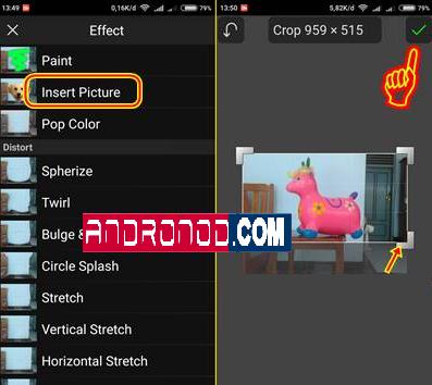 Cara Membuat Foto Levitasi (Efek Melayang) Di Android Terbaru