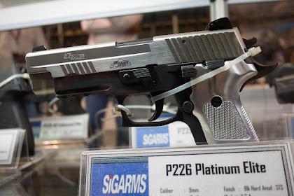 Review Water Gel Gun P226 (Pistol SIG Sauer)