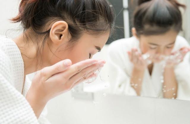 Manfaat Mencuci Muka Dan Cara Mencuci Muka Yang Baik Dan Benar