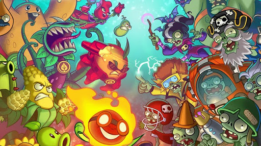 Plants vs. Zombies Heroes MOD PARA Android
