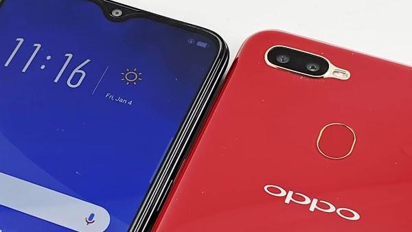 Oppo A5s, Smartphone Murah 1 Jutaan