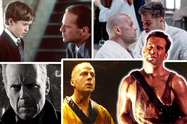 The Expendables 2 - Looper - The Prince - Glass - The Sixth Sense