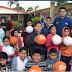 INDE entrega material deportivo en Ciudad Madero