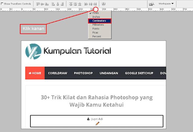 30+ Trik Kilat dan Rahasia Photoshop yang Wajib Kamu Ketahui