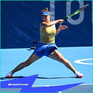 Belinda Bencic wins Olympic Tennis Gold 202