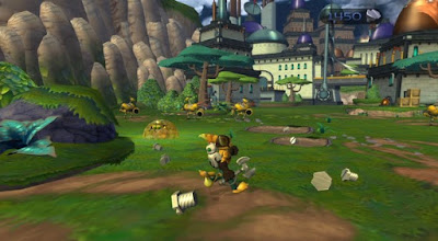 Download Ratchet And Clank 5 PSP PPSSPP