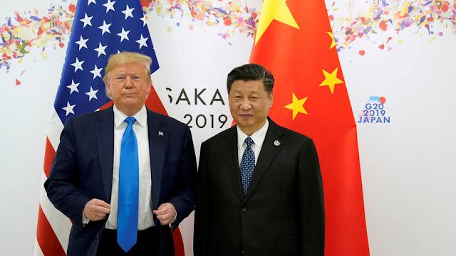 EE.UU. aplaza hasta el 15 de octubre el aumento de aranceles a productos chinos por valor de 250.000 millones de dólares