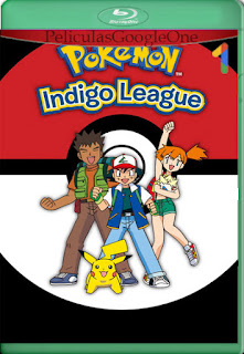Pokémon indigo league Temporada 1 (2000) [1080p Web-DL] [Latino-Inglés] [LaPipiotaHD]