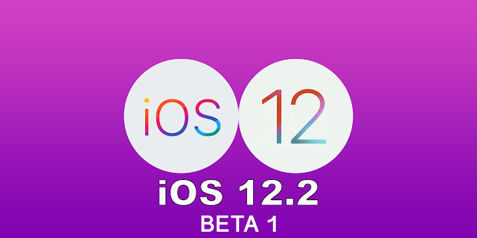 Apple iOS 12.2 Beta 1 released
