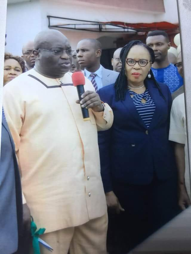 IKPEAZU INAUGURATES THE SOML PforR ...Rolls out its first comprehensive phase