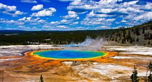 TRAVEL To Yellowstone