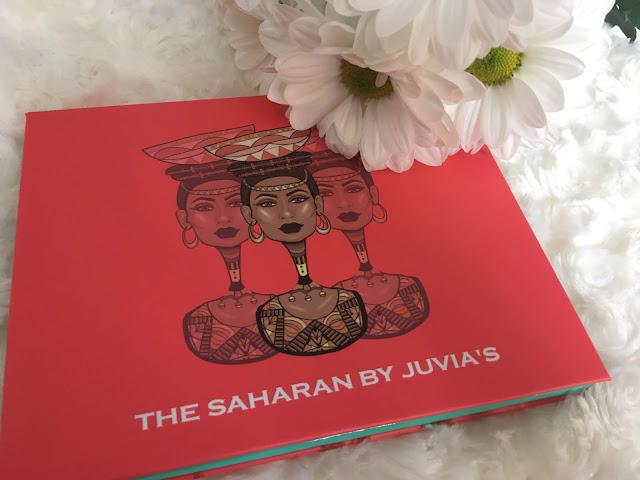[Juvia's place] The Saharan - recenzja palety
