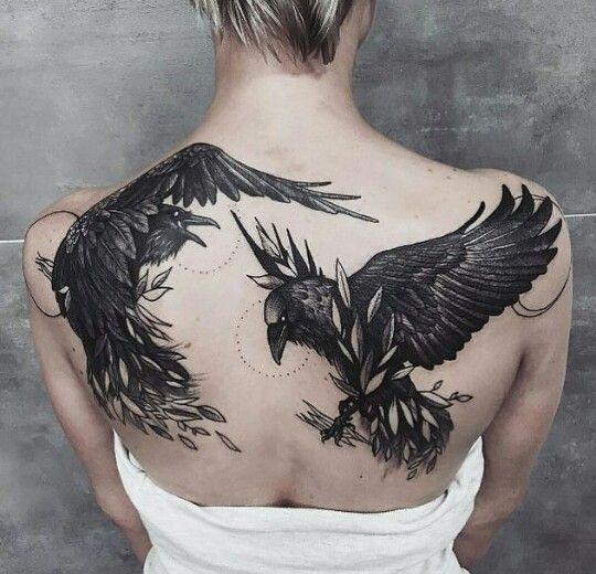 significado-tatuaje-de-cuervos