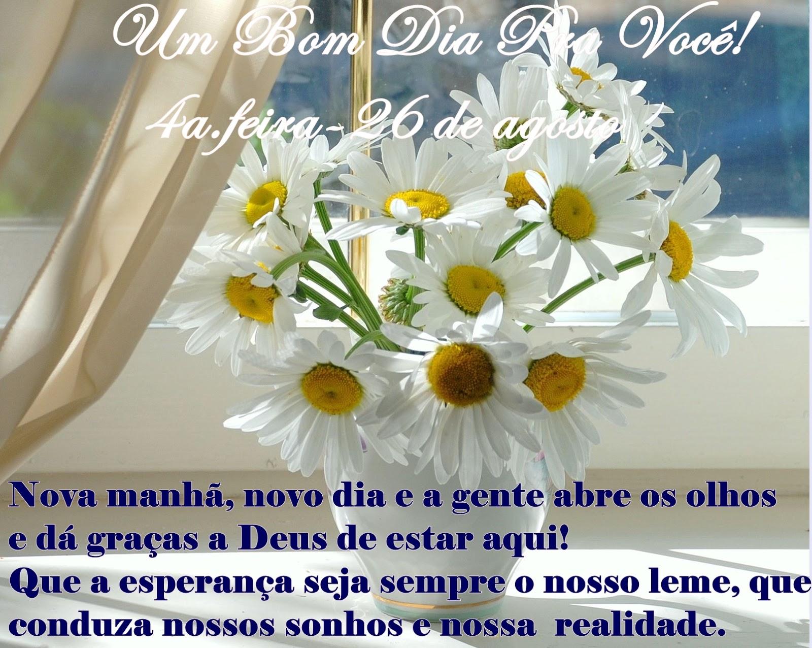 Imagens De Bom Dia Flores