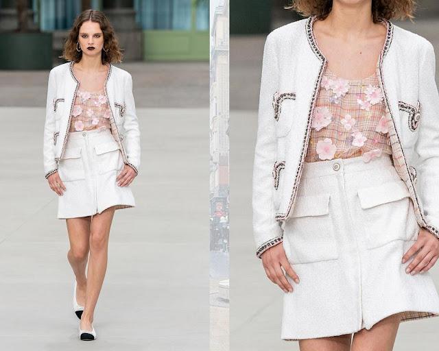 Коллекция Chanel Resort 2020 10