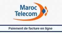 Paiement facture IAM (Maroc Telecom) en ligne