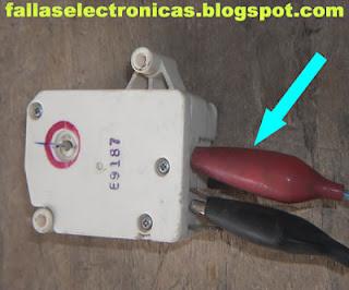 como conectar timer de refrigerador