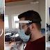 Studenti iz Tuzle napravili prvu zaštitnu masku za medicinsko osoblje