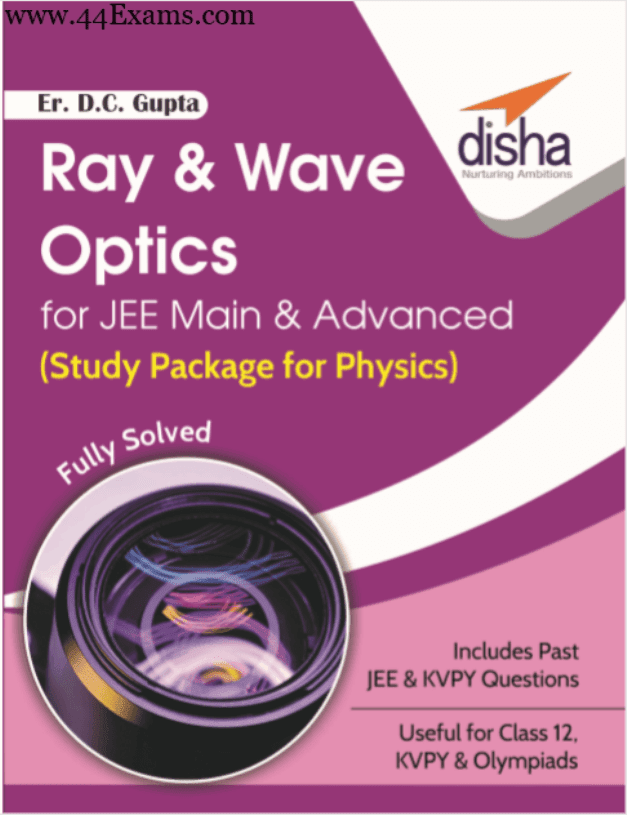 Ray-and-Wave-Optics-by-Disha-Publication-For-JEE-Main-and-Advanced-Exam-PDF-Book