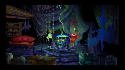Download The Secret of Monkey Island Special Edition PC