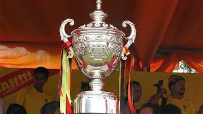 Jadual Perlawanan dan Keputusan Piala FA Malaysia 2017