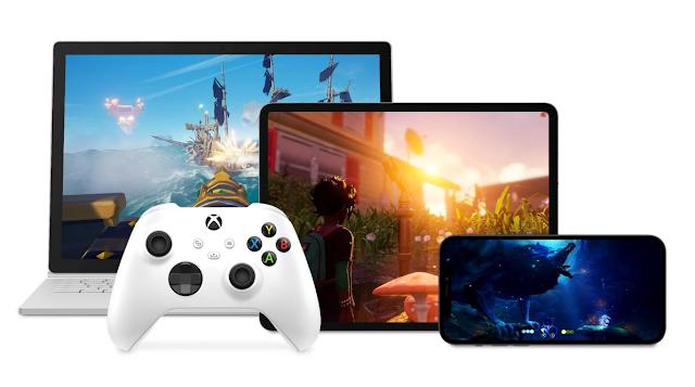 خدمة ألعاب Xbox السحابية متوفرة الآن على أجهزة iOS من خلال متصفح سفاري