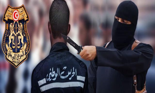 العملية الإرهابية في سوسة : هوية عون الحرس الذي استشهد في عملية مفترق أكودة القنطاوي