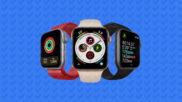 You can save more than $100 on the Apple Watch 5 ahead of the brand's Series 6 release
