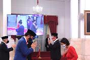 Jokowi Anugerahkan Tanda Jasa dan Kehormatan bagi 53 Tokoh