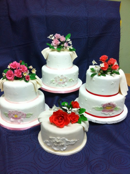 Types Homemade Cakes