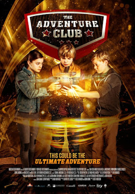The Adventure Club 2016 DVD R1 NTSC Sub