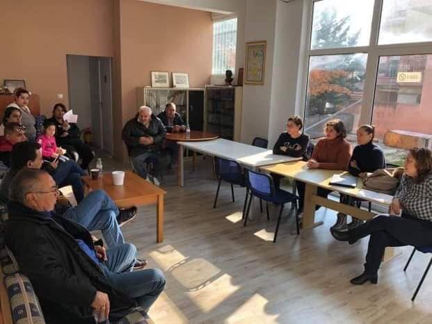 Δράση ενημέρωσης για τον Σακχαρώδη Διαβήτη στο Κέντρο Κοινότητας – Παράρτημα Ρομά