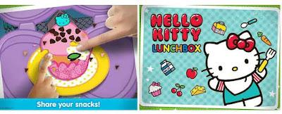 Game Kotak Bekal Hello Kitty