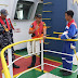 LANAL Kotabaru dan Basarnas Sosialisakan Keselamatan Pelayaran