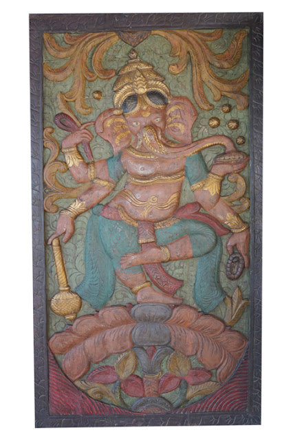 https://www.mogulinterior.com/wall-sculpture-luxe-hand-carved-ganesha-dancing-door-panel.html