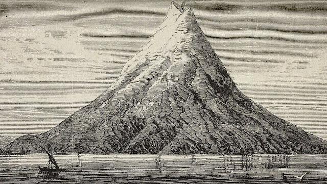 Tsunami Selat Sunda: Gunung Anak Krakatau Masuki Fase Baru dan Mematikan