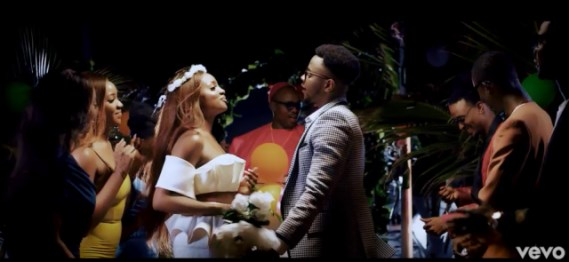 Seyi Shay Ft Kizz Daniel - Surrender Video