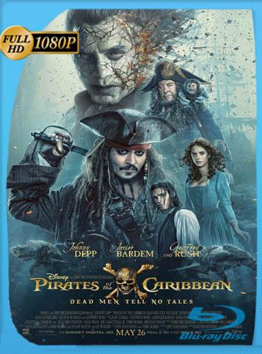 Piratas del Caribe 5 (2017) HD [1080p] Latino [Mega] SilvestreHD