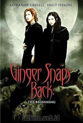 Sinopsis film Ginger Snaps Back: The Beginning (2004)