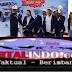 Menteri BUMN Rini Sumarno Dan Petinggi Perushaan BUMN Ekspedisi Tol Trans Jawa