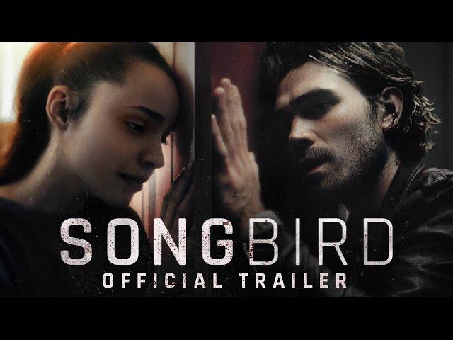 Sofia Carson protagoniza Songbird, la primera película sobre la pandemia