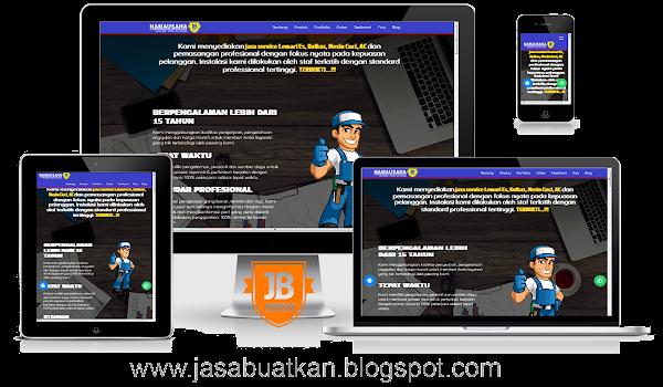 Jasa Website Siap Pakai Untuk Promosi