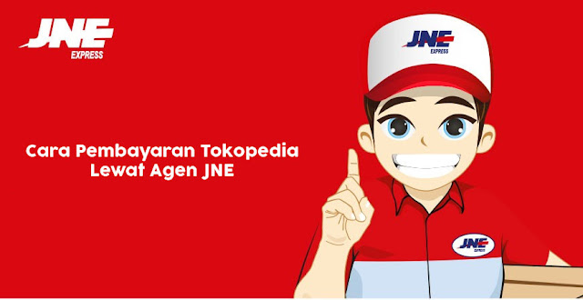 Belanja TOKOPEDIA via Agen JNE SYUKMA GROUP
