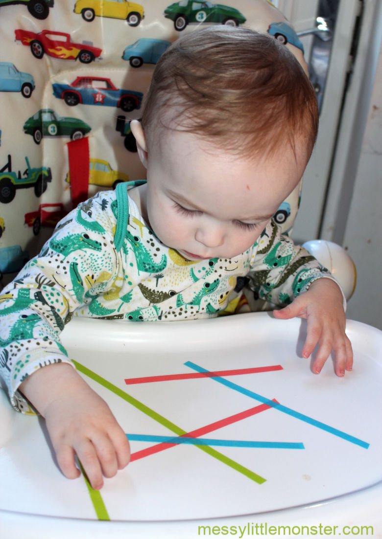 fine motor activity for babies
