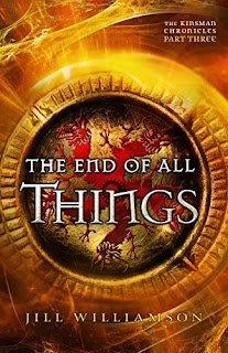 The Artist Librarian: The Kinsman Chronicles is off to a world shattering start with the release of The End of All Things, completing book one of Jill Williamson's epic fantasy novel, King's Folly.
