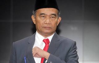Klarifikasi Mendikbud Muhajir